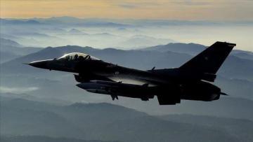 Turkish jets neutralize 8 terrorists in southeast