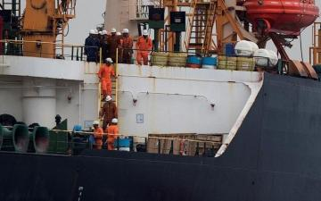 Iran frees 9 Indian crew members from detained Panama-flagged tanker