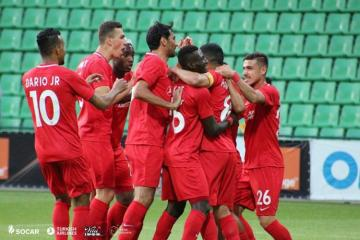 [color=red]Europa League: [/color]Neftchi defeated Arsenal -  0:1