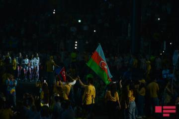 В Баку состоялась церемония закрытия Еврофестиваля - [color=red]ОБНОВЛЕНО[/color]
