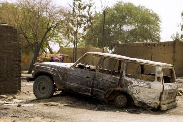 """Nigeriyada """"Boko Haram"""" terror qruplaşması 23 nəfəri öldürüb"""