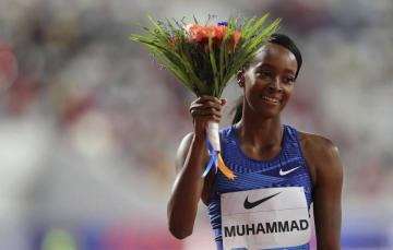 Amerikalı atlet dünya rekordunu yenilədi
