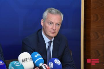 French minister: France keen on entrance new cooperation stage with Azerbaijan