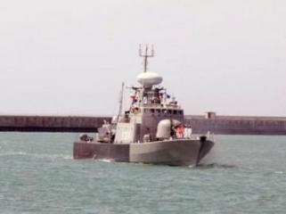 Iran's warships arrived in Baku  - [color=red]VIDEO[/color]