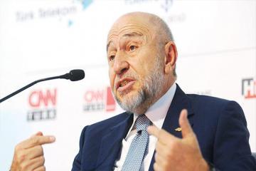 Türkiyə Futbol Federasiyasının 42-ci rəhbəri Nihat Özdəmir oldu