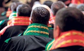 Türkiyədə 3 min 722 hakim və prokuror vəzifələrində dəyişiklik edilib