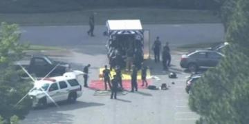12 dead, 6 injured in Virginia shooting- [color=red]UPDATED[/color] - [color=red]VIDEO[/color]