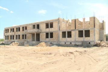 Ağdamın Yüzbaşılı kəndində yeni məktəb binası inşa olunur