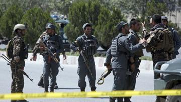 В Афганистане в боях с талибами погибли девять полицейских