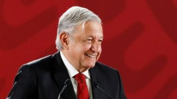 Mexican president says he wants to stay friends with Trump, American people
