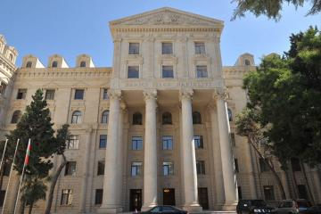 MFA: Armenia must be withdrawn from the occupied territories of Azerbaijan, there is no other option