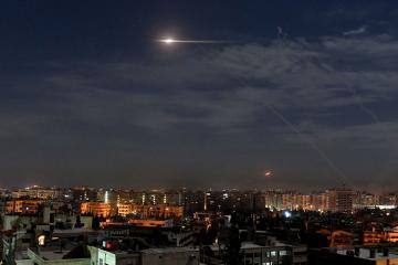При ракетном обстреле в Сирии погибли трое военных