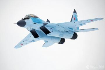 Российский МиГ-35 в скором времени может составить достойную конкуренцию американскому F-35
