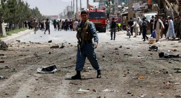 8 policemen killed, 7 injured in car bomb blast in East Afghanistan