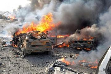 В Афганистане восемь полицейских погибли при подрыве автомобиля