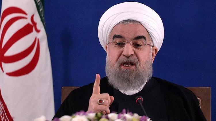 Həsən Ruhani: Bu gün müqavimət göstərməkdən başqa yolumuz yoxdur