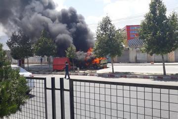 В Кабуле прогремел взрыв рядом с Американским университетом
