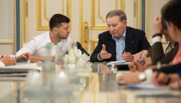 Leonid Kuçma Minsk razılaşması üzrəTəmas qrupunun Ukrayna üzrə nümayəndəsi təyin edilib