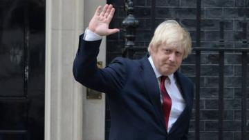 Britain's Boris Johnson launches leadership bid to replace Theresa May