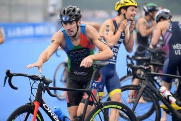 Azərbaycan triatlonçusu Avropa çempionatında dördüncü olub