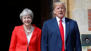 UK Prime Minister considers Trump's visit as opportunity to strengthen partnership