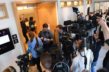 Шведский суд не удовлетворил запрос прокуратуры о заочном аресте Ассанжа