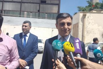 """Nazir müavini: """"Şəhid ailələrinə birdəfəlik ödəmənin verilməsi 80 faiz icra olunub"""""""