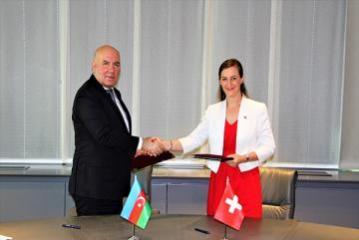 AMB ilə SECO arasında anlaşma memorandumu imzalanıb