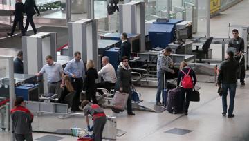 В лондонском аэропорту задержали мужчину с ножами