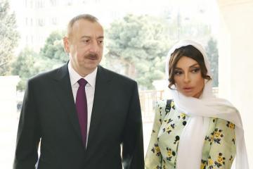 Mehriban Əliyeva Ramazan bayramı münasibətilə xalqı təbrik edib