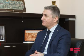 Ambassador of the State of Palestine to Azerbaijan: Majority of Palestinian and Israeli people would like to live in peace