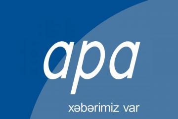 APA fəaliyyətini davam etdirir