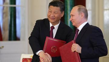 Си Цзиньпин: отношения Китая и России достигли беспрецедентного уровня