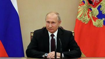 Путин поздравил мусульман с праздником Рамазан