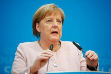 Меркель призвала Европу бороться с Китаем