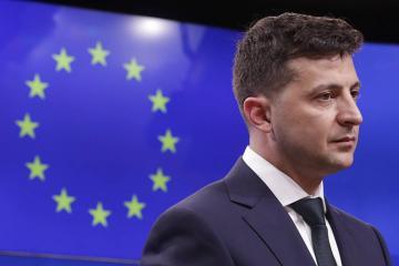 Зеленский призвал ЕС усилить санкции в отношении России