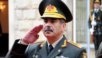 Закир Гасанов награжден орденом «Шохрат»