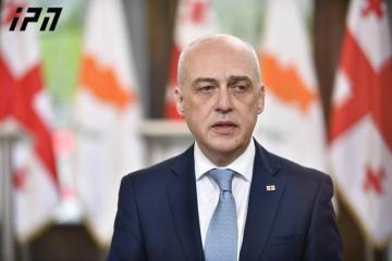 Georgian FM: The work is underway in order the experts to visit Davit Gareji