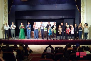 Lənkəranda I Beynəlxalq Teatr Festivalı yekunlaşıb - [color=red]FOTO[/color]