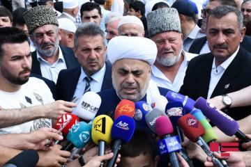 Участие президента Ильхама Алиева в ифтаре продемонстрировало миру толерантность в Азербайджане – шейхульислам