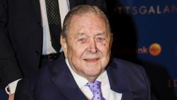 Ex-Uefa president Lennart Johansson dies