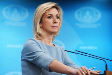 Russian Foreign Ministry comments on latest escalation on contact line
