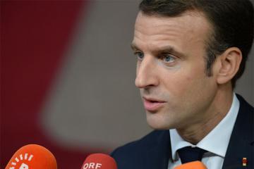 Макрон: У Франции и США схожие цели в отношении ядерной программы Ирана