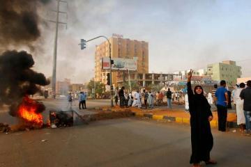 BMT öz heyətinin bir hissəsini Sudandan çıxarır