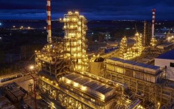 "German Gref: ""Antipinsky Oil Refinery Plant will restore operations this month"""