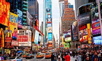 Nyu-Yorkun Tayms meydanında partlayış törətmək istəyən şəxs tutulub