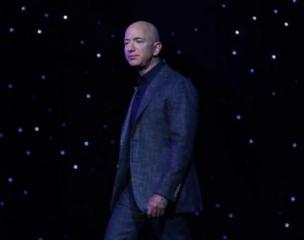 Amazon's Bezos says robotic hands will be ready for commercial use in next 10 years