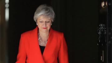 Тереза Мэй покинула пост лидера Консервативной партии