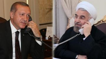 """İran və Türkiyə prezidentləri arasında telefon danışığı: """"Milli valyutadan istifadə zəruridir"""""""