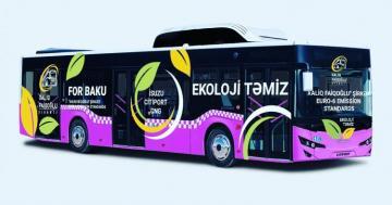 Bakıya sıxılmış təbii qazla işləyən 120 sərnişin avtobusu gətiriləcək - [color=red]FOTO[/color]